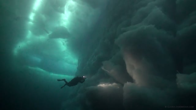 Greenland ICE Diving