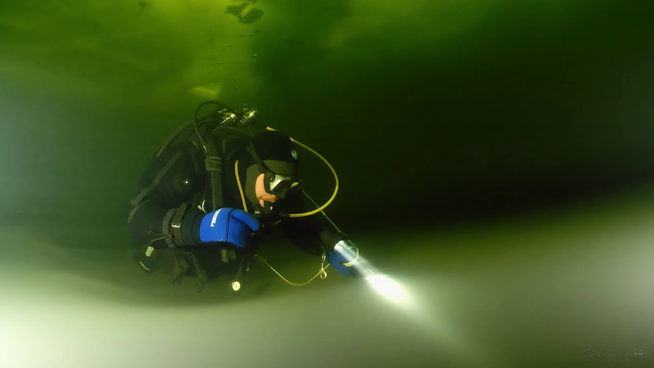 White Sea ICE Diving