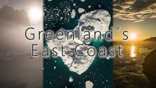 Greenland Summer – aerial & time lapse video