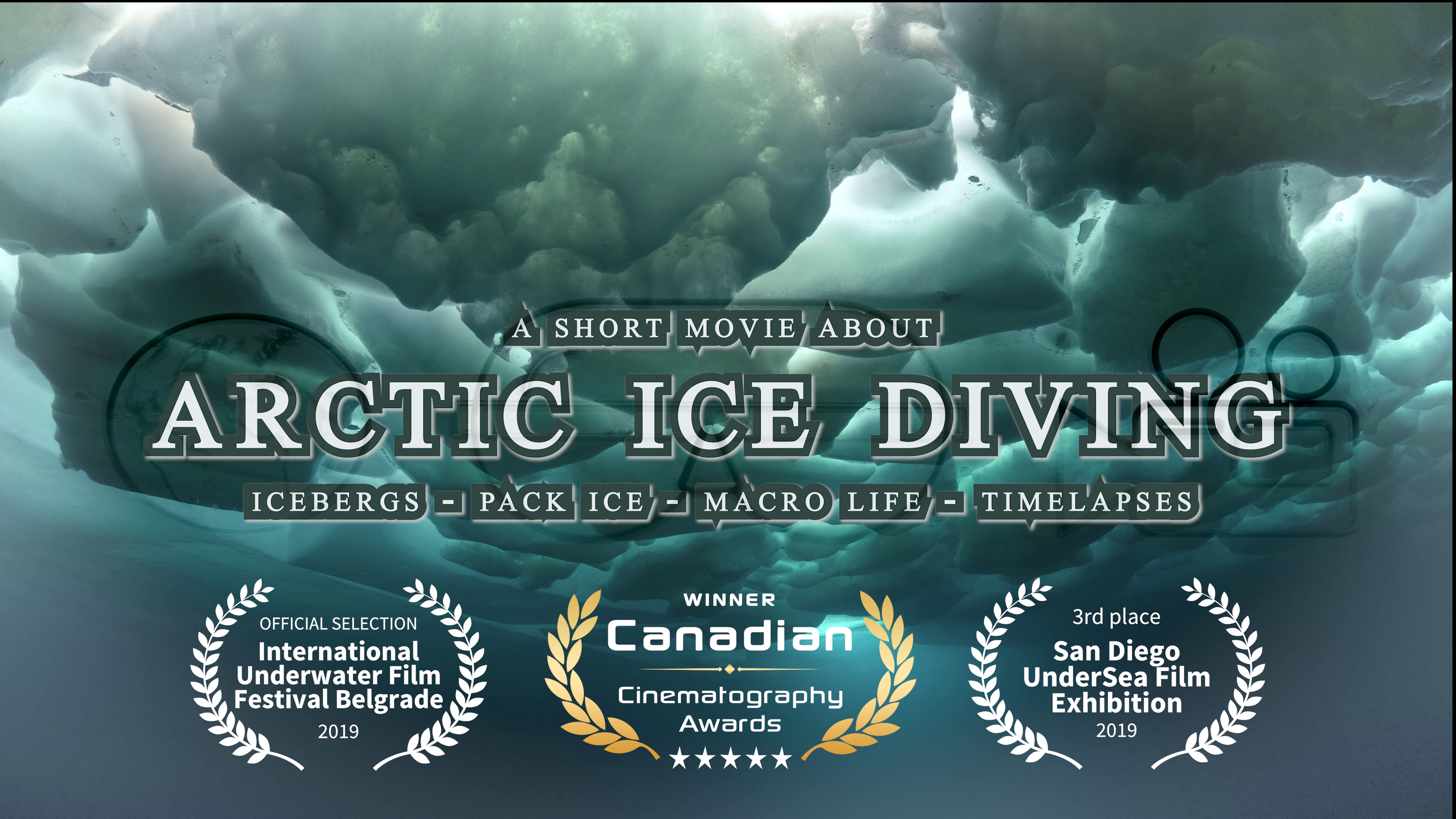 Arctic Ice Diving – Greenland