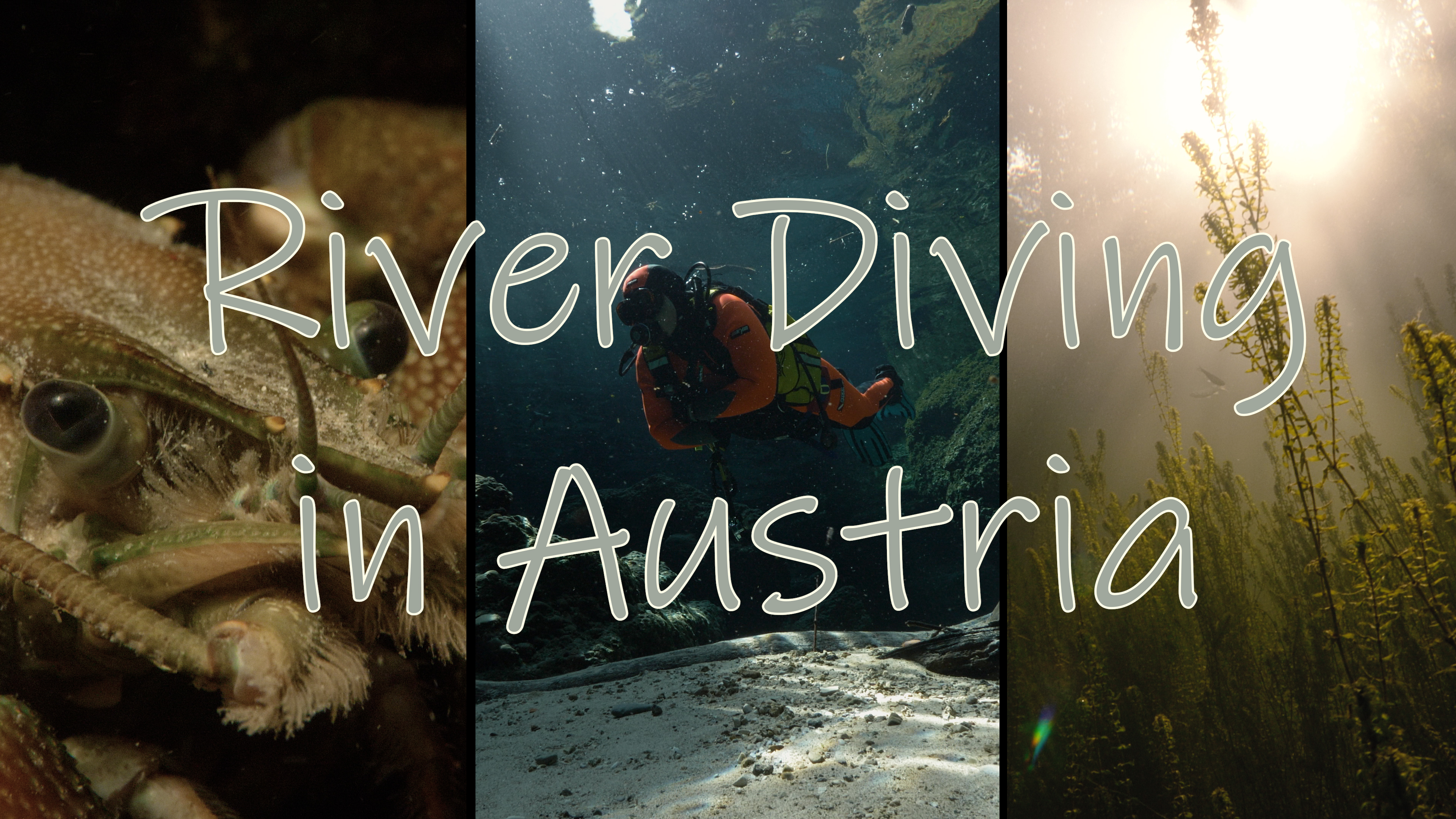 River Diving in Austria